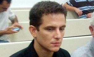 שוחרר היום מהכלא, טל מור (צילום: יוסי זילברמן, חדשות 2)