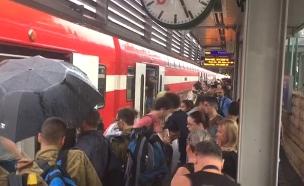 רכבת ישראל (צילום: החדשות)