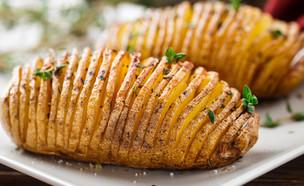 מניפת תפוחי אדמה (צילום: Vankad, ShutterStock)