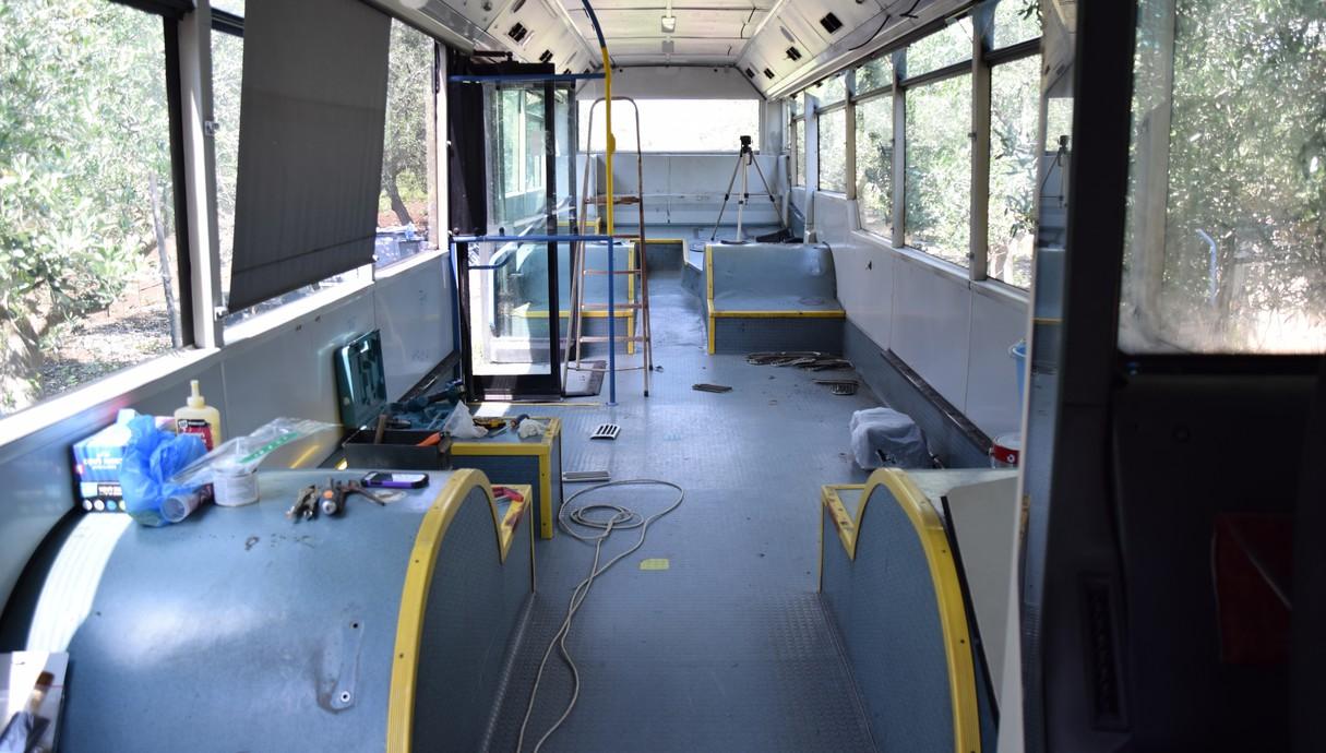 פרויקט אוטובוס - 1
