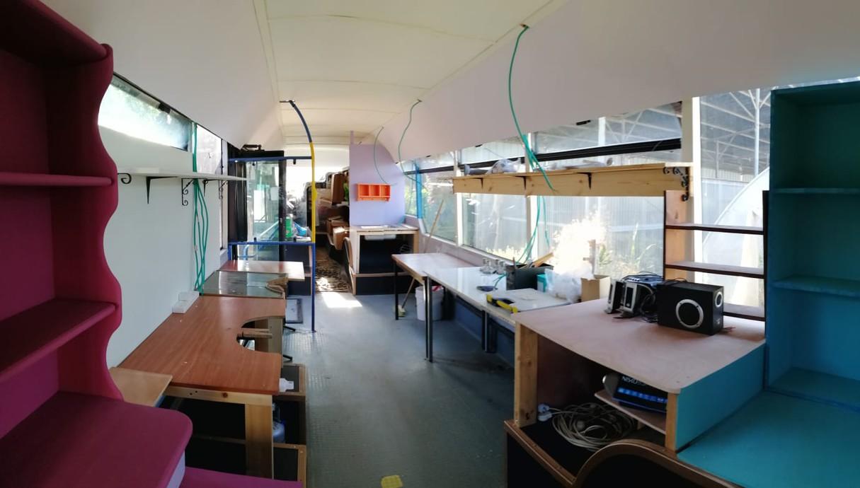 פרויקט אוטובוס - 2