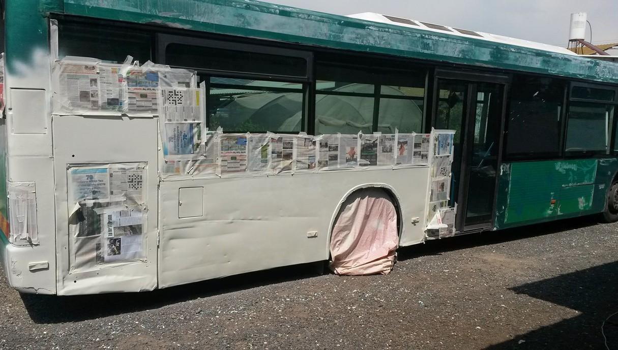 פרויקט אוטובוס - 3