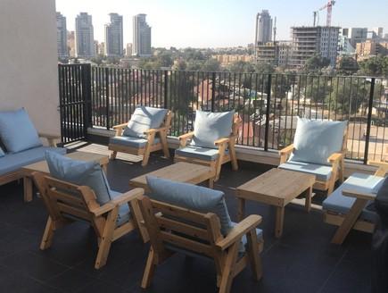 פרויקט דיור חדש לסטודנטים בבאר שבע (צילום: באדיבות וולקאם נדלן)