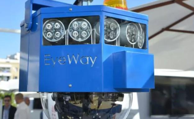 המצלמה של חברת EYEWAY