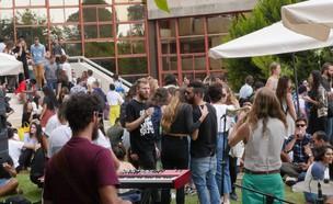 בצלאל2 (צילום: יותם ג'סטיציה איגוד הסטודנטים בצלאל)