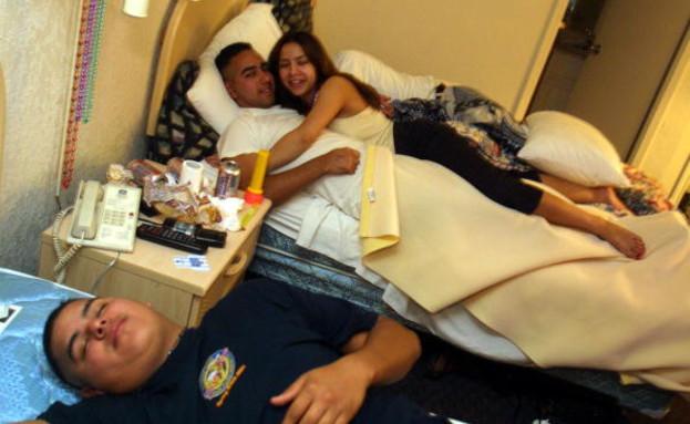 ישן בסקס (צילום: Joe Raedle/Newsmakers)