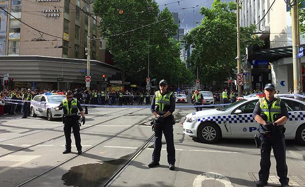 פיגוע דקירה באוסטרליה (צילום: רויטרס, חדשות)