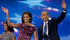 נעזרים בטיפול זוגי, הזוג אובמה (צילום: AP, חדשות)