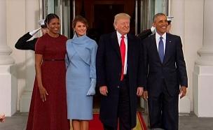 """""""לעולם לא אסלח לו"""". אובמה וטראמפ, ארכיון (צילום: רויטרס, חדשות)"""