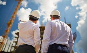 הנדסאי בניין (צילום: 123RF, חדשות)