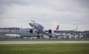 איירבוס A321LR (צילום: איירבוס)