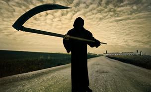 מלאך המוות (צילום: Andrew Mayovskyy, shutterstock)