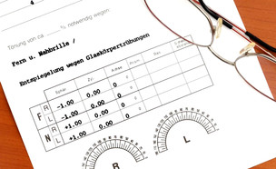 למה חשוב לא לשכפל מרשם לבדיקת ראיה? (צילום: mako)