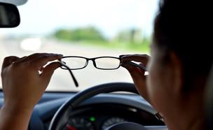 למה חשוב לבצע בדיקות ראייה לציבור הנהגים? (צילום: mako)