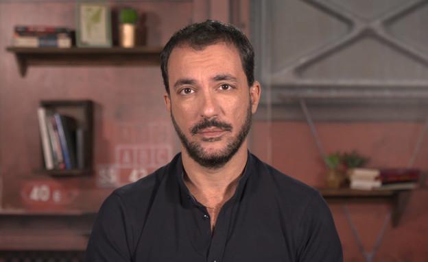 דר' גבריאל בוקובזה (צילום: עידו קרני)