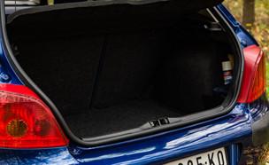 תא מטען של פיג'ו 307 (צילום: kateafter | Shutterstock.com )