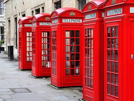 הסיפור של תאי הטלפון האדומים