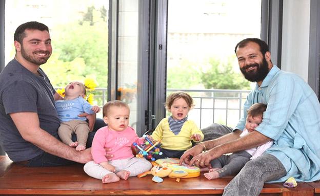גיל יהושע דרייפוס ומשפחתו