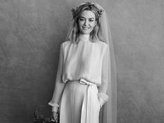 היורשת של זארה התחתנה והשמלה תפתיע אתכם
