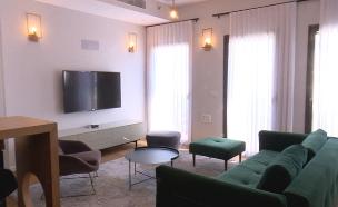 המאבק בדירות הנופש של Airbnb (צילום: החדשות)