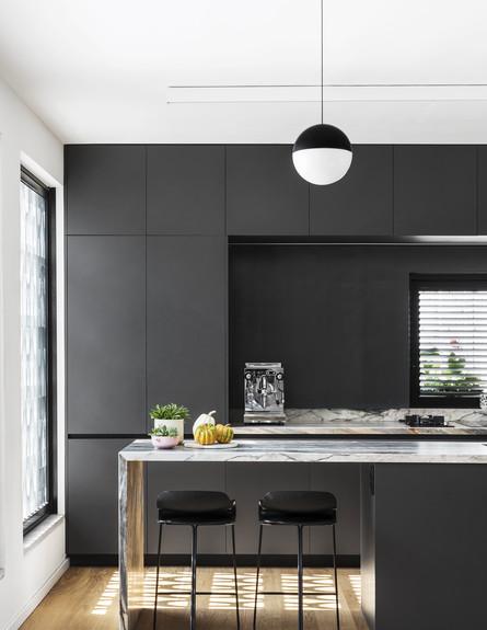 דירה בתל אביב, ג, עיצוב בריק קווה אדריכלים, צילום איתי בנית (6) (צילום: איתי בנית)