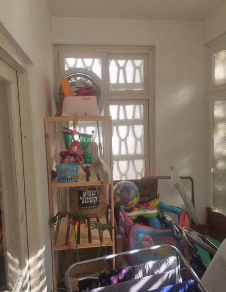 דירה בתל אביב, עיצוב בריק קווה אדריכלים, צילום איתי בנית (4) (צילום: בריק רווה)
