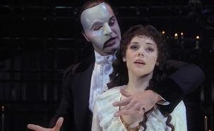 """המחזמר """"פאנטום האופרה"""" בדרך לישראל (צילום: מתוך """"ערב טוב עם גיא פינס"""", שידורי קשת)"""