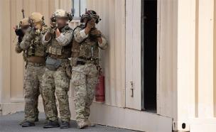 """תרגיל החילוץ הבינלאומי של צה""""ל (צילום: דובר צה""""ל, חדשות)"""