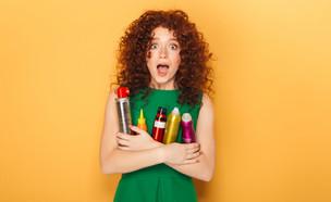 דברים שמזיקים לשיער (צילום: shutterstock)