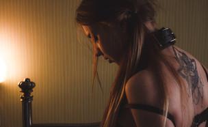 אישה גוטית (אילוסטרציה) (צילום: shutterstock | Kuznechik)