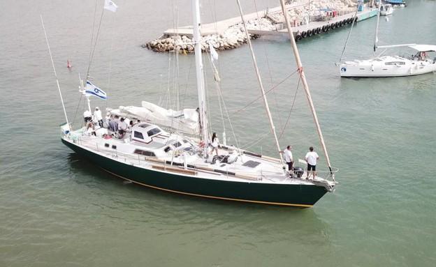 הספינה החברתית (צילום: עמותת מפרשים)