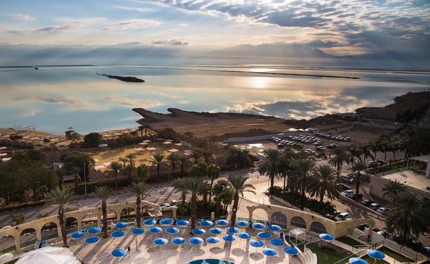 מלון דניאל ים המלח%2c (צילום: אמיר חלניה)