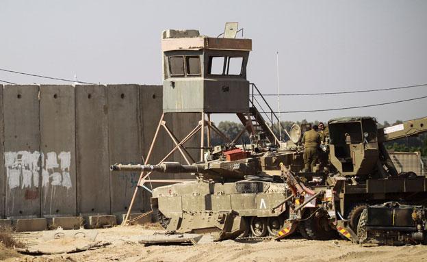 בסיס צבאי, ארכיון (צילום: FLASH 90, הדס פרוש, חדשות)