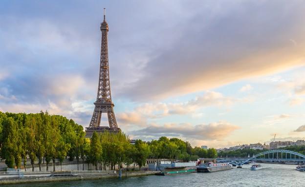 פריז, מגדל אייפל (צילום: Catarina Belova, shutterstock)