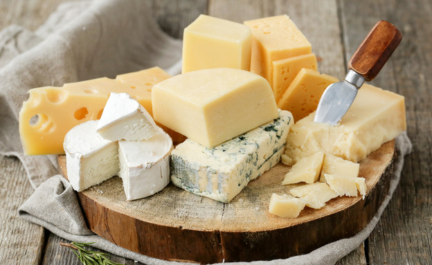 גבינות (צילום:  Y Photo Studio, shutterstock)