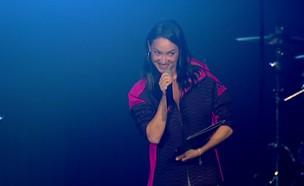 אנה ארונוב באירוע אדידס  (צילום: mako)
