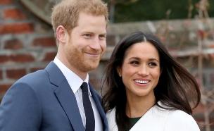 הנסיך הארי ומייגן מרקל (צילום: Chris Jackson / Staff, GettyImages)