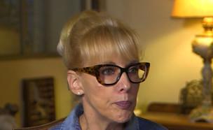 """גילת אנקורי בראיון ל""""אנשים"""" (צילום: מתוך אנשים, שידורי קשת)"""