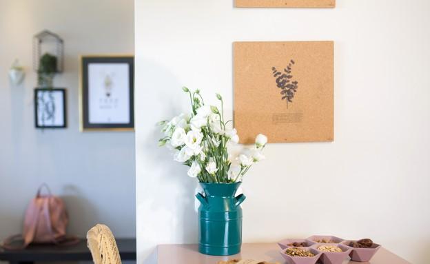 דירה ברמת השרון, עיצוב מיכל וולפסון, מטבח (צילום: דנה סטמפלר עשהאל)