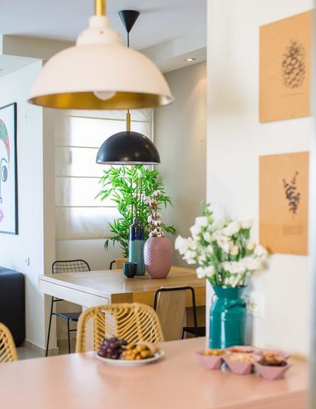 דירה ברמת השרון, ג, עיצוב מיכל וולפסון, מטבח (צילום: דנה סטמפלר עשהאל)