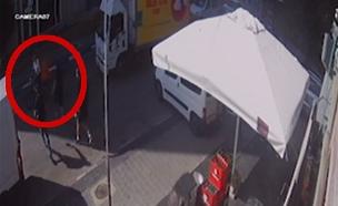 אישום: תקף רוכב אופניים בן 68 בבת ים (צילום: דוברות המשטרה, חדשות)