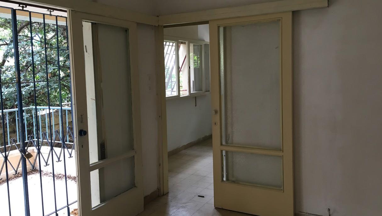 דירה בתל אביב, עיצוב דנה ברוזה, לפני שיפוץ - 27