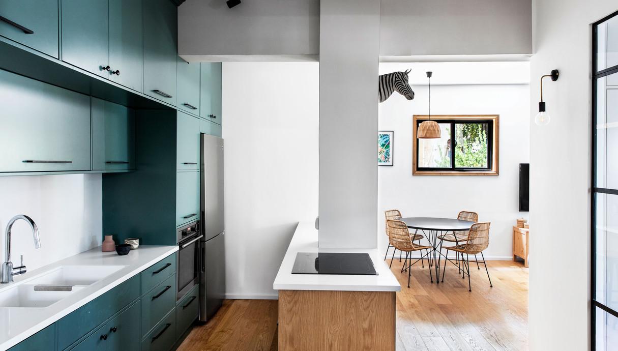 דירה בתל אביב, עיצוב דנה ברוזה - 11