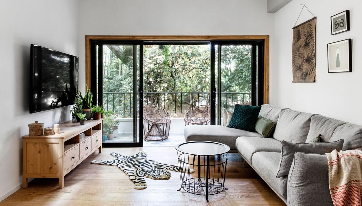 דירה בתל אביב, עיצוב דנה ברוזה - 12