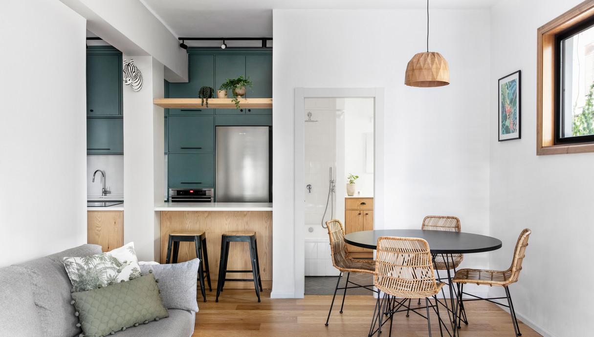 דירה בתל אביב, עיצוב דנה ברוזה - 17
