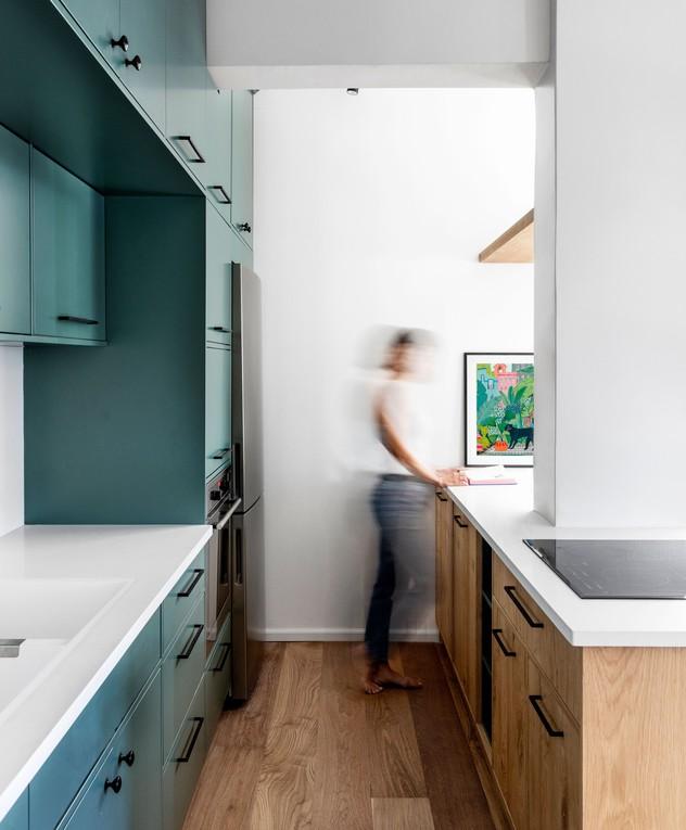 דירה בתל אביב, ג, עיצוב דנה ברוזה - 10
