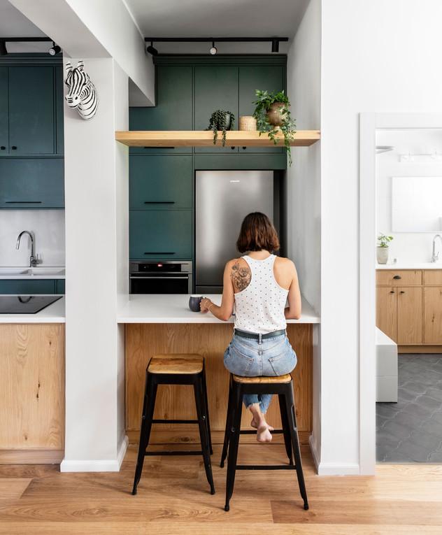 דירה בתל אביב, ג, עיצוב דנה ברוזה - 13