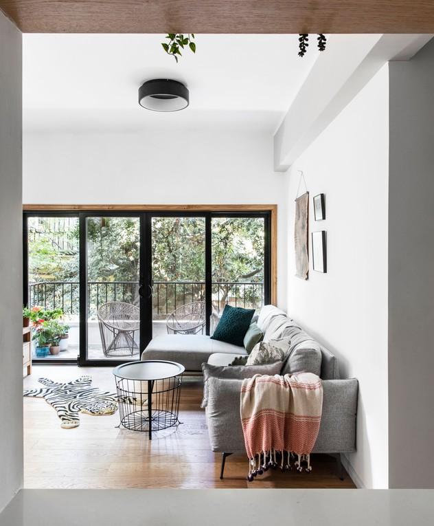 דירה בתל אביב, ג, עיצוב דנה ברוזה - 14