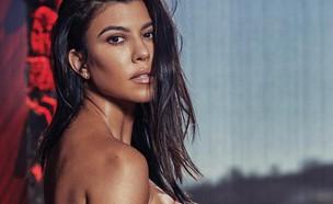 תמונות העירום של קורטני קרדשיאן (צילום: אינסטגרם - bestkardashians)