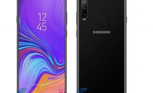 Galaxy A8s (איור: AllAboutSamsung.de)